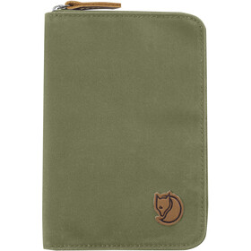 Fjällräven Passport Cartera, green
